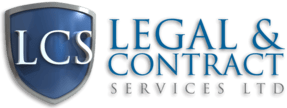Legal and Contract Services Logo